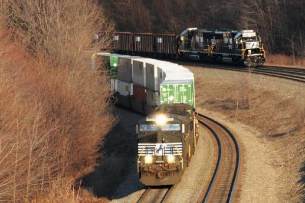 Norfolk Southern Anticipates Some Cost Cuts As Permanent
