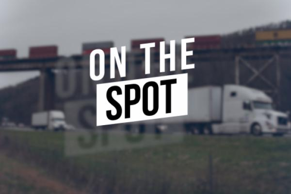 Getting A Reading On The Freight Industry – On The Spot (With Video)