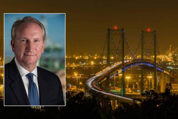 Port Of LA Leader Tasked With Lifesaving Logistics For City