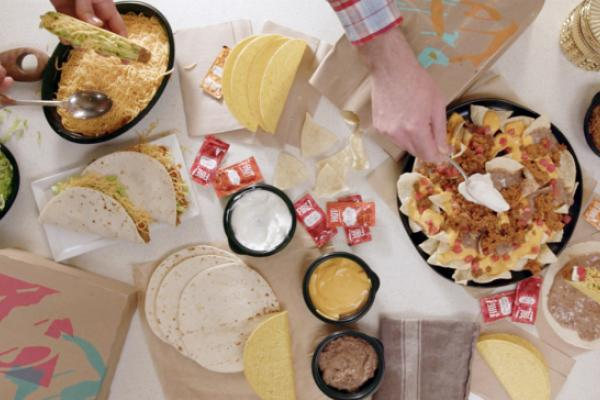 Taco Bell Unveils At-Home Taco Kit Ahead Of Cinco De Mayo