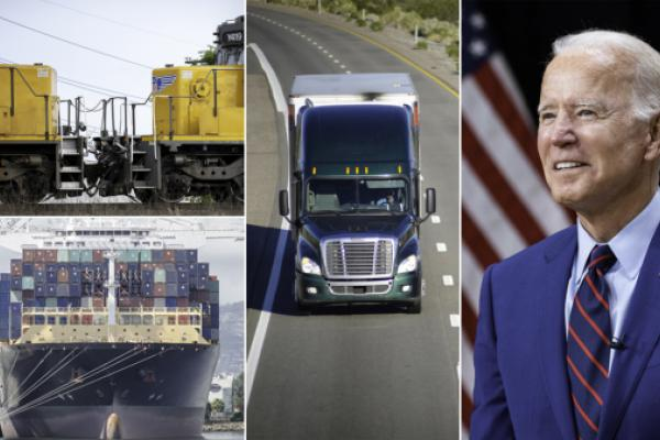 Biden Orders Review Of Transportation Sector