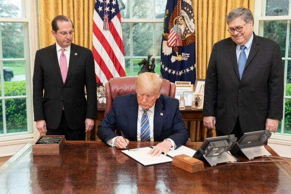 Trump Signs Executive Order To End Social Media Legal Immunity For Third-Party Content