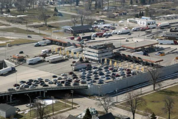 Today's Pickup: More Trucks Continue To Cross US-Canada Border