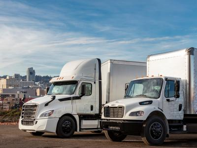 Image of article 'Daimler Trucks Sees Higher Orders But Lower Q3 Sales And Earnings'