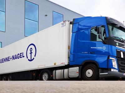 Image of article 'Kuehne + Nagel Lands Global Logistics Deal For Moderna COVID-19 Vaccine'