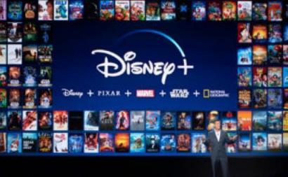Disney+ promo ad.