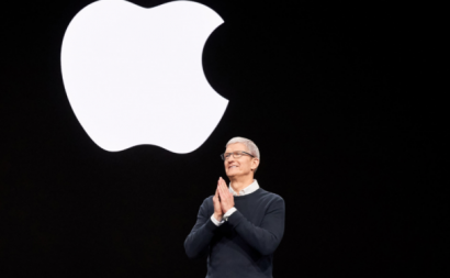 Apple CEO Tim Cook. Courtesy photo.