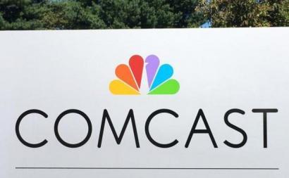 Comcast logo. Photo courtesy: Mike Mozart via Wikimedia