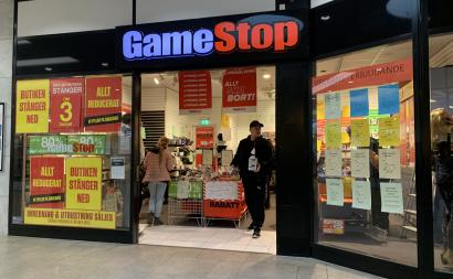 GameStop store. Photo courtesy: EPIC via Wikimedia