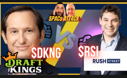 SPACs Attack goes to war: DraftKings vs. Rush Street Interactive, who will win?