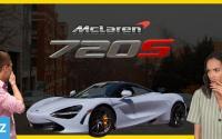 Watch Benzinga Test Drive The 2021 McLaren 720S