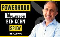 EXCLUSIVE: PLBY Group CEO Ben Kohn on 'Power Hour' with plans for future.