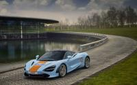 McLaren Special Operations recreates legendary Gulf livery for 720S.