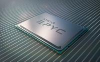 An AMD processor.