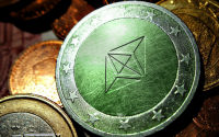 Ethereum Classic logo courtesy of Flickr creative commons.