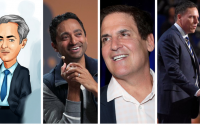 Who Would You Rather Work For: Ackman, Chamath, Cuban or Thiel?