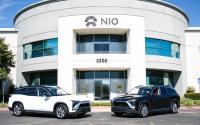 Nio North American headquarters In San Jose