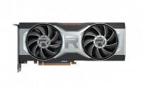 AMD announces a new graphics card for the gaming market.