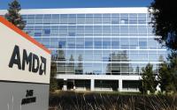 AMD headquarters in Santa Clara, California.