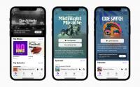 An Apple Podcasts Subscriptions photo.