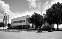 Bollinger Motors headquarters in Oak Park, Michigan.