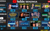 Follow Friday: Benzinga YouTube Show Hosts To Follow