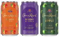 Diageo's Crown Royal canned cocktails make a splash.
