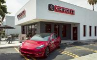 Play Chipotle's video game promotion and get the chance to win a Tesla Model 3.