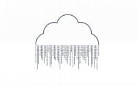 A cloud computing illustration.