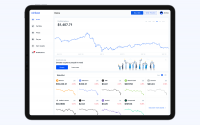 Coinbase stock may have hit a high, but one analyst prefers the sideline.
