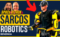 Exclusive: Sarcos Robotics on SPACs Attack