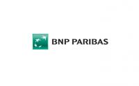 The BNP Paribas logo.