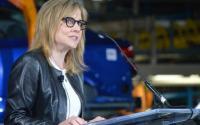 GM CEO Mary Barra.
