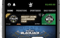 Draftkings casino app.