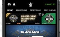 Draftkings casino app.