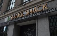 A Shake Shack restaurant in Detroit.