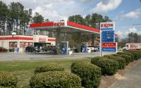 Exxpon Petrol Pump