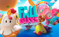 """""""Fall Guys: Ultimate Knockout"""" developer Tonic Games was bought by Epic Games."""