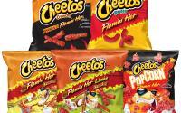 Who invented Frito-Lay Flamin' Hot Cheetos snack food line?