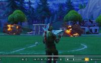 "A screenshot from the ""Fortnite"" game."