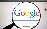 The Google search logo.