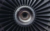Jet engine. Photo via Pixabay.
