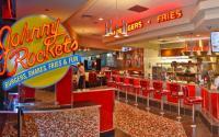 Johnny Rockets diner.