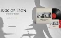 Kings Of Leon to release new album as NFT on March 5.