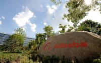 Alibaba office. Courtesy, of the company