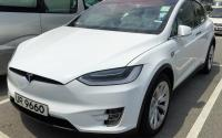 Tesla 2016 Model X, courtesy of Wikimedia