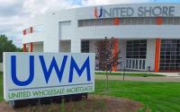 United Shore HQ, courtesy of United Wholesale Mortgage.