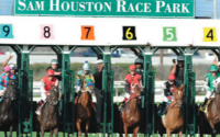 Sam Houston Race Park is part of Penn National Gaming