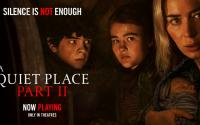 """The """"Quiet Place 2"""" poster."""