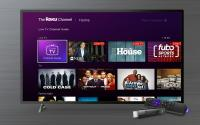 Roku's shares are climbing after Q1 earnings report.